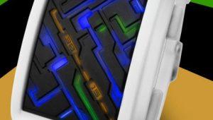 1 Reloj LED Kisai-Transit