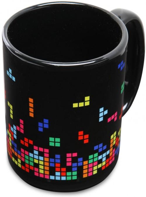 11 taza de cafe tetris