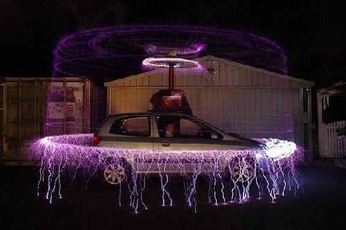 Alarma Anti-Robo para Autos de Tesla 1