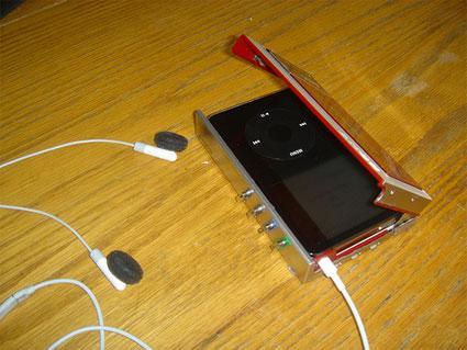 Funda de Walkman de los 80's para Ipod 2