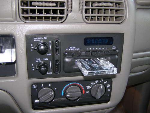 Estéreo de Casete Falso para Autos 1