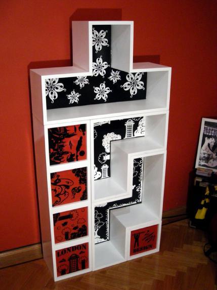3 Estanteria Tetris