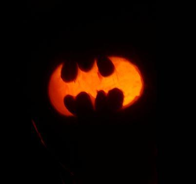Calabaza Batman 3