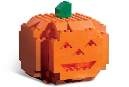 Calabaza Lego