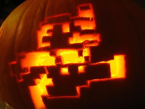 Calabaza Super Mario Bros 1