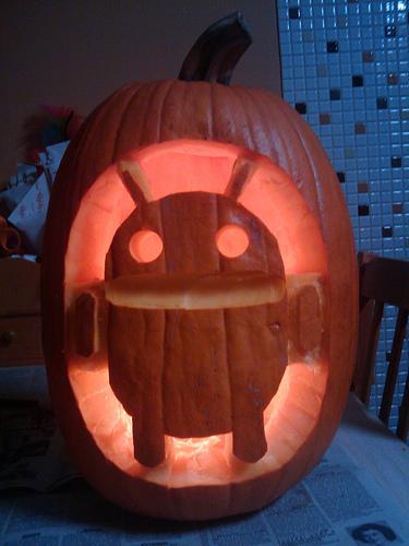 Calabazas de Halloween de Geek - Android