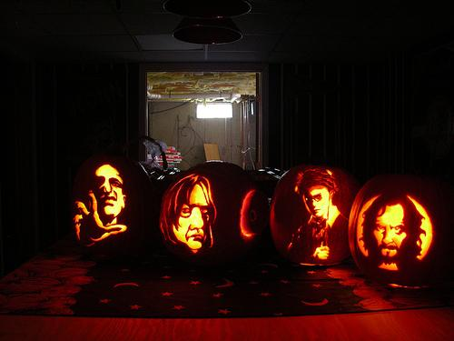 Calabazas de Halloween de Geek - Harry Potter