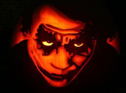 Calabazas de Halloween de Geek - Joker