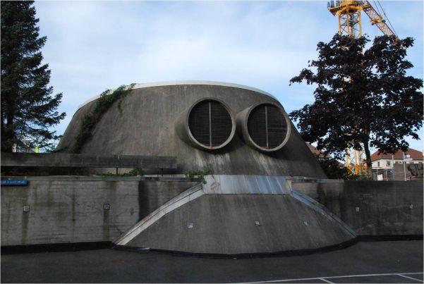 Darth Vader en Edificios 1