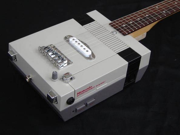 Guitarra NES 1