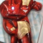 Pastel Iron Man