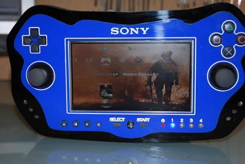 Mod PS3 Portátil