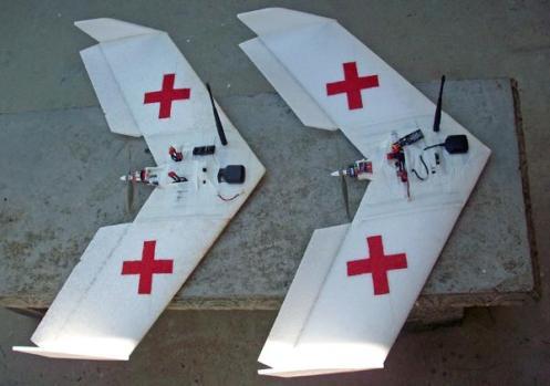 Aviones Espías Robot