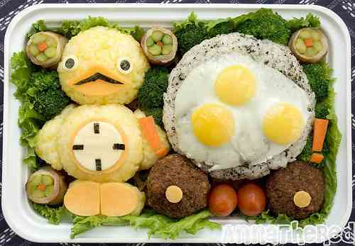 Bento Metal Gear Solid