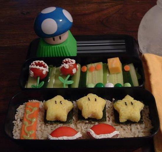 Bento Super Mario