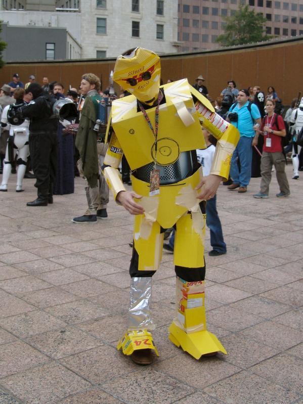 C-3PO Bizarro 1