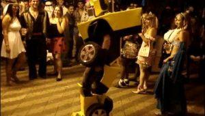 Cosplay Bumblebee 2