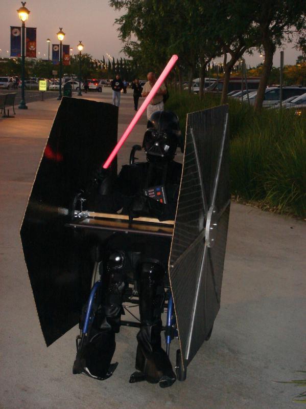 Darth Vader Bizarro 1