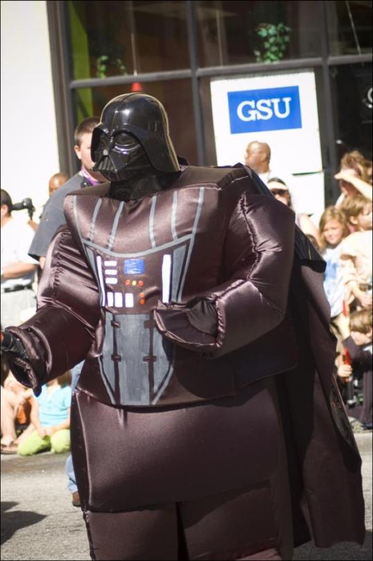 Darth Vader Bizarro 3