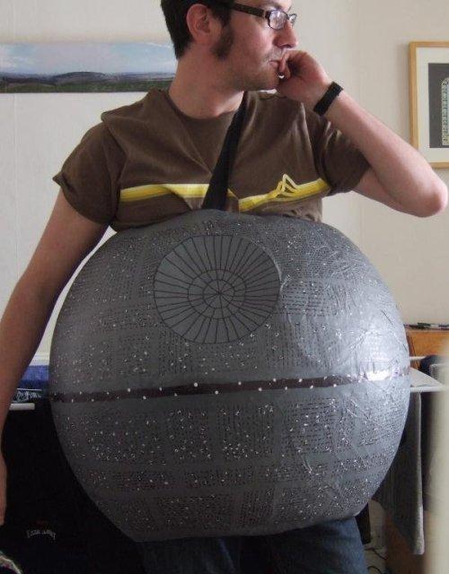 Death Star bizarra 1