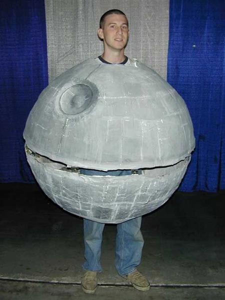 Death Star bizarra 2