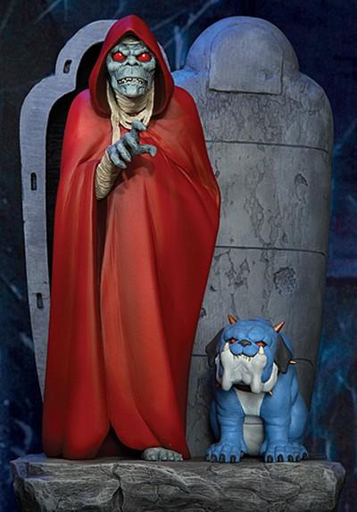 Estatua de Mumm-Ra