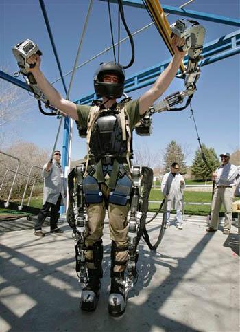 Exo esqueleto de Terminator