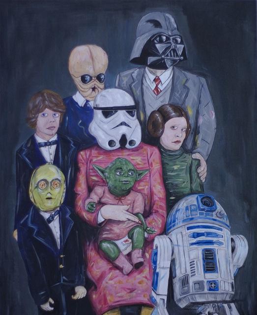 Familia Star Wars 1