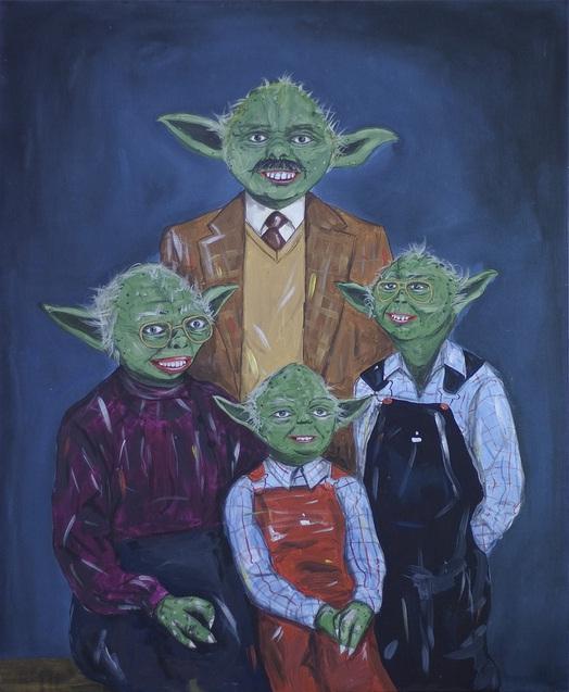 Familia Star Wars 3