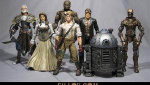 Heroes de Star Wars Steampunk