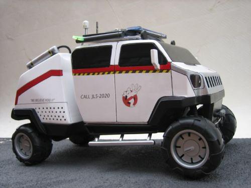 Hummer de Ghostbuster