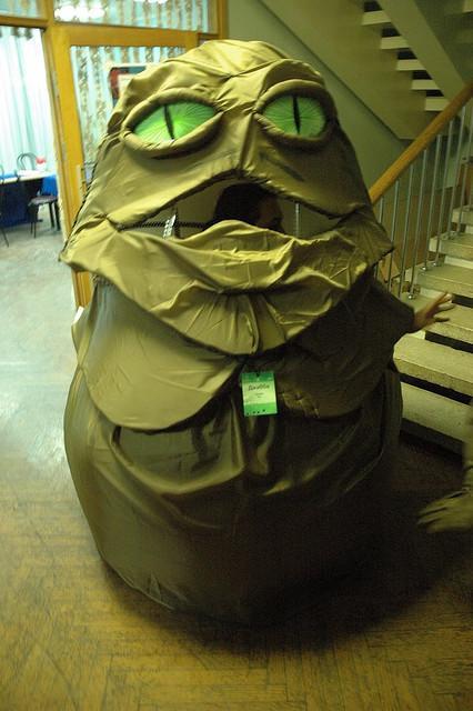 Jabba The Hutt Bizarro 1