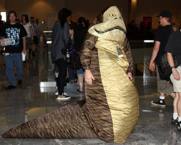Jabba The Hutt Bizarro 2