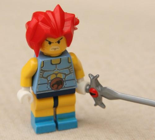 LEGO Lion-O