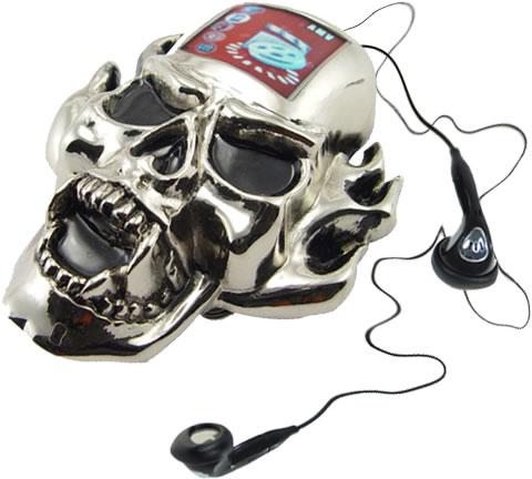 MP3 de Calavera para tu Cinturón