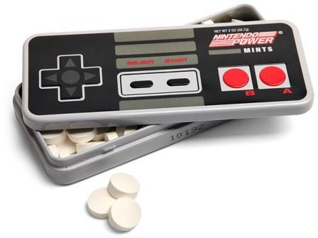 Mentitas de NES