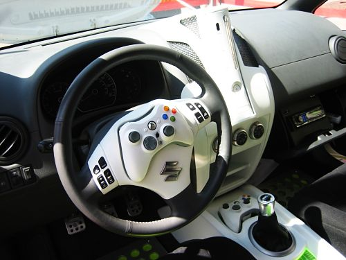 Mod de Auto de Xbox 360