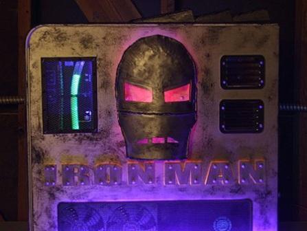 Mod de Iron Man