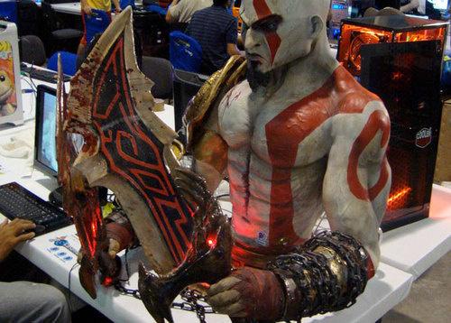 Mod de PC de Kratos 1
