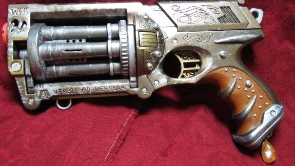 Mod de Pistola Steampunk Primitus9