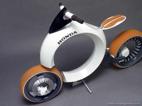 Motocicleta Honda Club