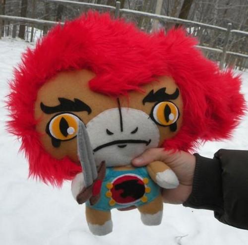 Muñeco Plush de Lion-O
