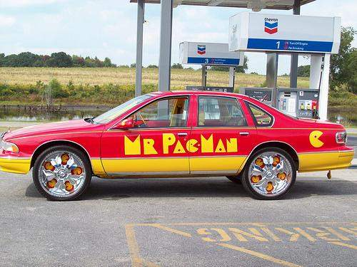 Pimp My Ride de Pacman