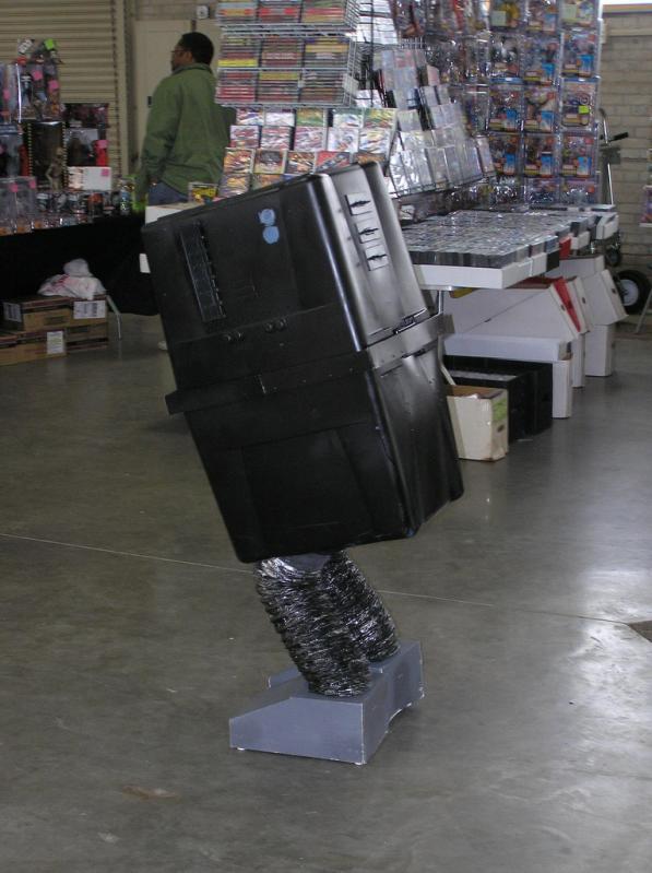 Power Droid Bizarro