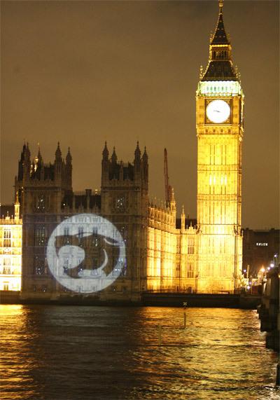 Thundercats en el parlamento