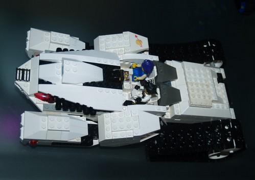 Thundertank de LEGO