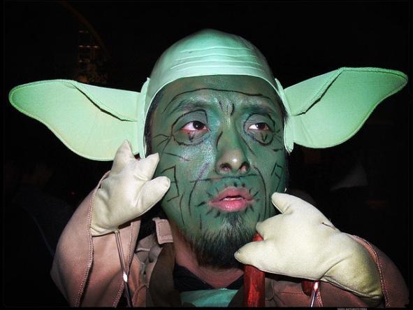 Yoda Bizarro