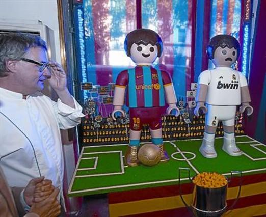 Ronaldo y Messi 2