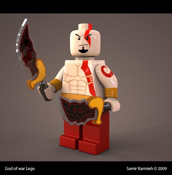 Lego of War