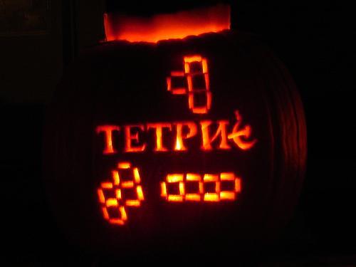 Calabazas de Tetris 1